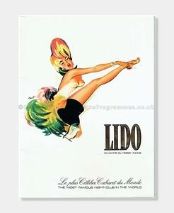 1981 Lido, Paris, Cocorico