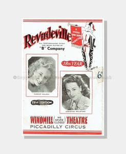 1949 Windmill Theatre