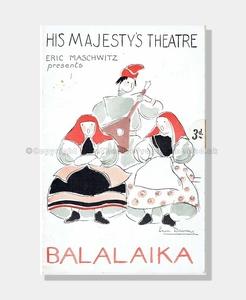1937 BALALAIKA His Majesty's