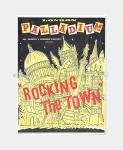 1956 ROCKING THE TOWN London Palladium