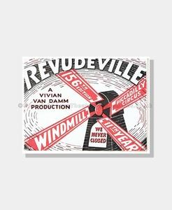 1942 REVUDEVILLE 156th Ed Windmill