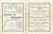 1880 PIRATES OF PENZANCE Opera Comique D'OYLY CARTE