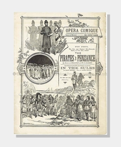 1880 PIRATES OF PENZANCE Opera Comique DC101880 (1)