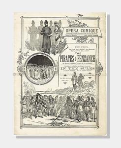 1880 PIRATES OF PENZANCE Opera Comique DC101880 (1)