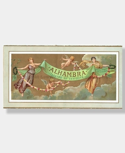 1897 ALHAMBRA PALACE OF VARIETIES
