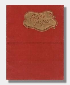 1950s C'EST DE LA FOLIE Folies Bergère