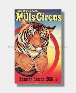 1958 BERTRAM MILLS CIRCUS
