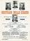 1965-66 BERTRAM MILLS CIRCUS Oympia