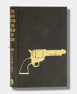 MAN WITH THE GOLDEN GUN Ian Fleming