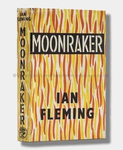 MOONRAKER Ian Fleming