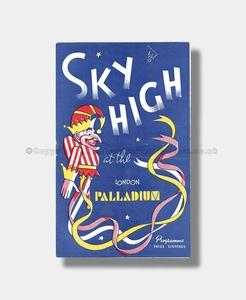 1948 SKY HIGH London Palladium