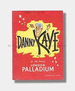 1955 DANNY KAYE London Palladium