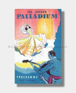 1948 DANNY KAYE London Palladium