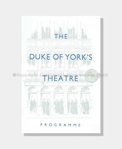 1952 THE HAPPY MARRIAGE Duke of York's Theatre